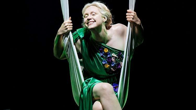 Gwendoline Christie in A Midsummer Night's Dream