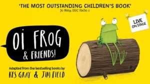 Oi Frog & Friends, Lyric Theatre