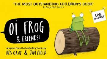 Oi Frog & Friends, Lyric Theatre