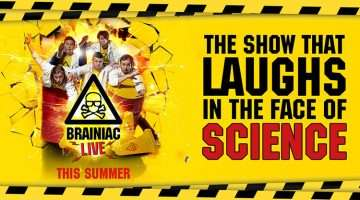 Brainiac Live, Garrick Theatre