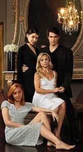 The cast of Cruel Intentions