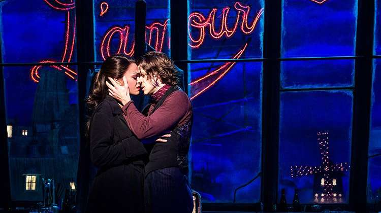 | Moulin Rouge! The Musical opens on Broadway: review round-up
