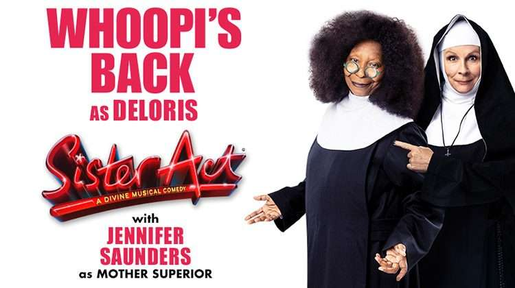 Sister Act, Whoopi Goldberg