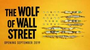 The Wolf of Wall Street, London