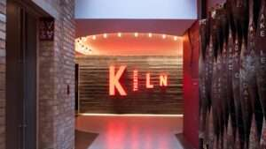 kiln theatre, london