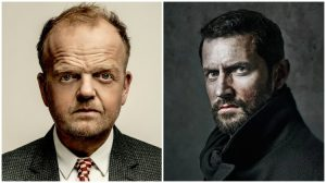 Toby Jones & Richard Armitage