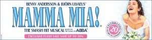 Mamma Mia! Novello Theatre
