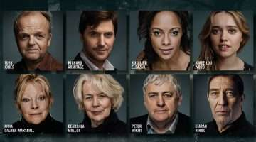 Uncle Vanya cast