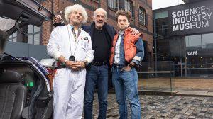 Roger Bart, Christopher Lloyd & Olly Robson