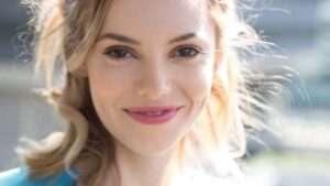 actress Hannah Tointon