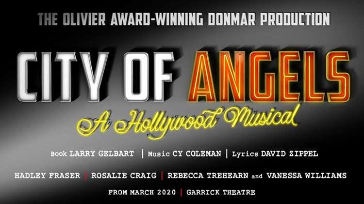 City Of Angels, Garrick Theatre