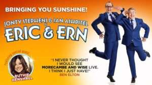Eric & Ern, artwork London