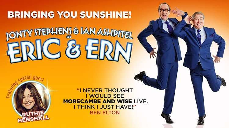 Eric & Ern, artwork London