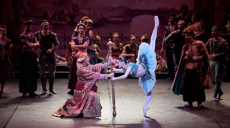 | Le Corsaire – English National Ballet