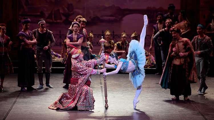   Le Corsaire – English National Ballet