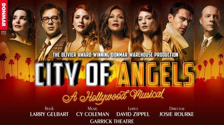 City Of Angels, Garrick Theatre