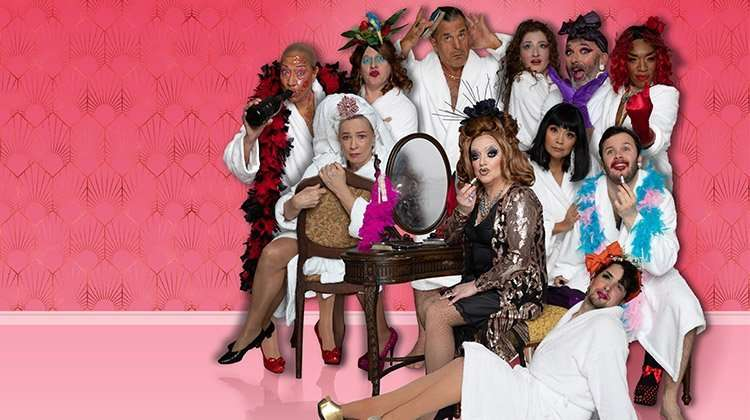 La Cage aux Folles [The Play]