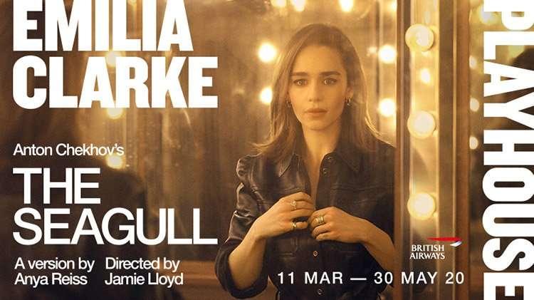 Emilia Clarke, The Seagull