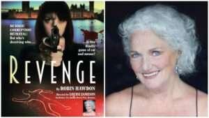 Louise Jameson - Revenge poster