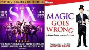 Six & Magic Goes Wrong artwork