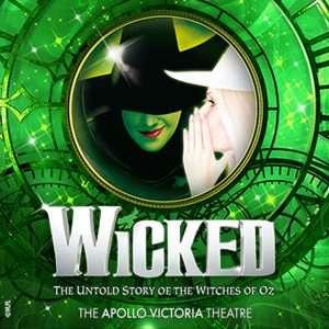 Wicked Apollo Theatre