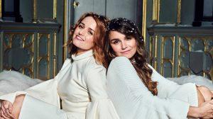 Stephanie McKeon & Samantha Barks