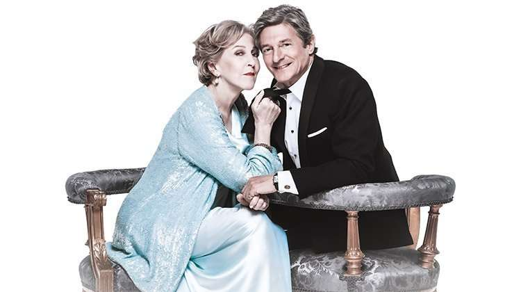 Patricia Hodge & Nigel Havers