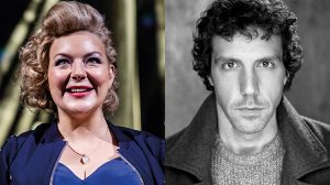 Sheridan Smith & Alex Gaumond