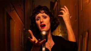Jenna Russell in Piaf