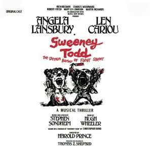 Sweeney Todd (Original Broadway Cast Recording)