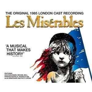 Les Miserables (Original London Cast Recording)