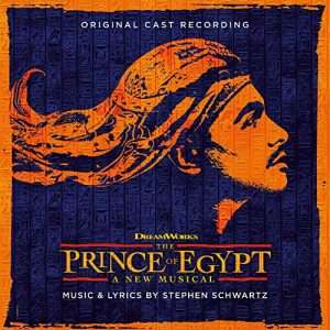 The Prince of Egypt Original London Cast Recording