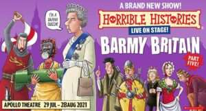 Horrible Histories 5