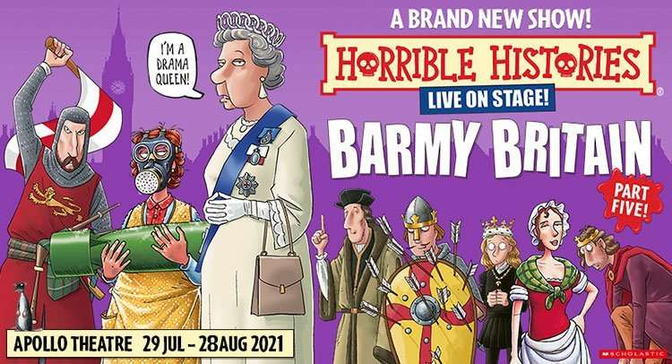 Horrible Histories 5