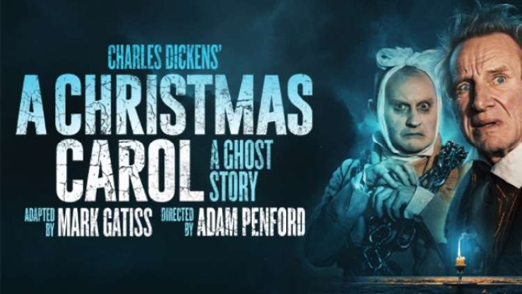 A Christmas Carol - A Ghost Story, London Theatre Show