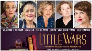 Little Wars - Cast