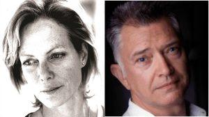 Jenny Seagrove & Martin Shaw