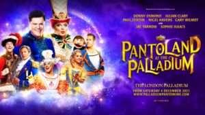 Panto Land at the Palladium