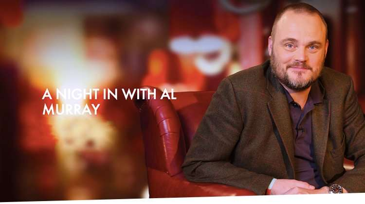 A Night in with Al Murray