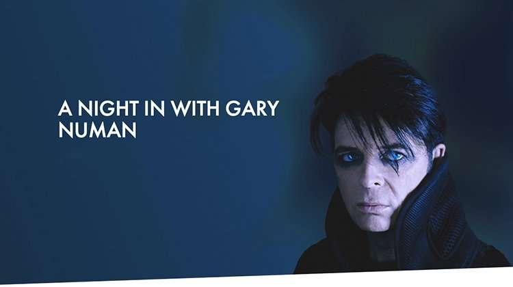 An Evening with Gary Numan