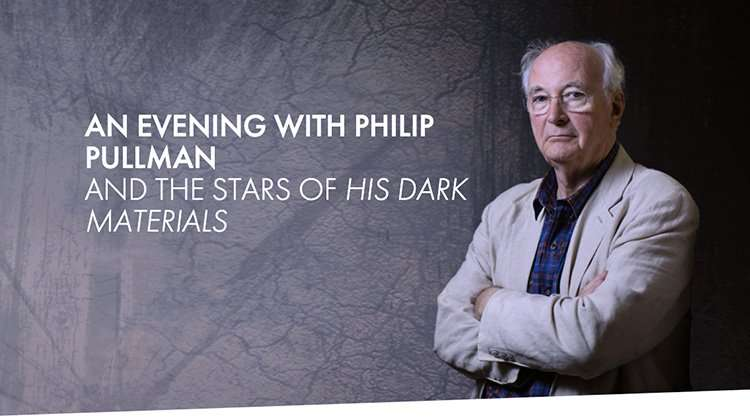 An Evening with Philip Pullman