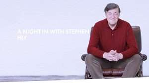 An Evening with Stephen Fry