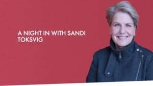 A Night in with Sandi Toksvig