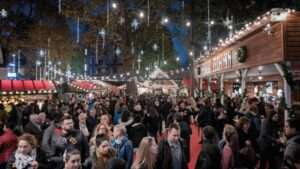 Leicester Square Spiegeltent