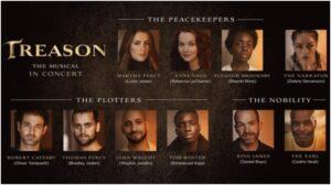 Treason Cast