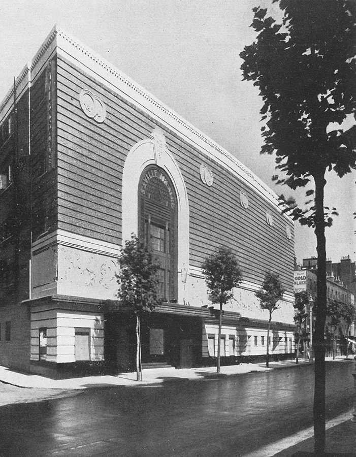 Saville Theatre