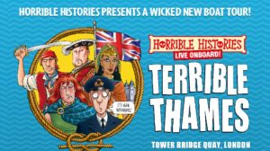Horrible Histories: Terrible Thames