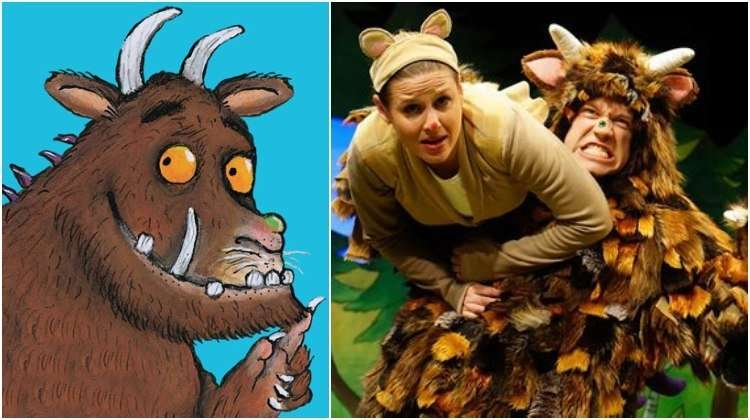 The Gruffalo, London stage show