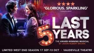 The Last Five Years artwork