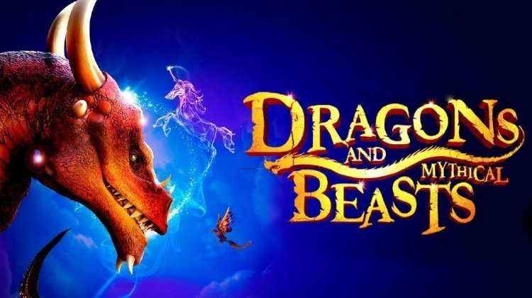 Dragons and Mythical Beasts, London Theatre Show